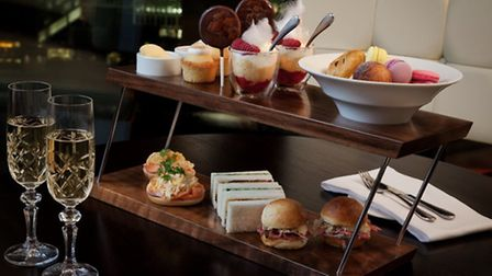 Afternoon Tea, Manchester House