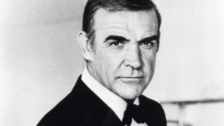 Sean Connery as the first James Bond