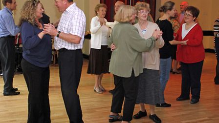 The BSO Tea Dance at Lighthouse, Poole.