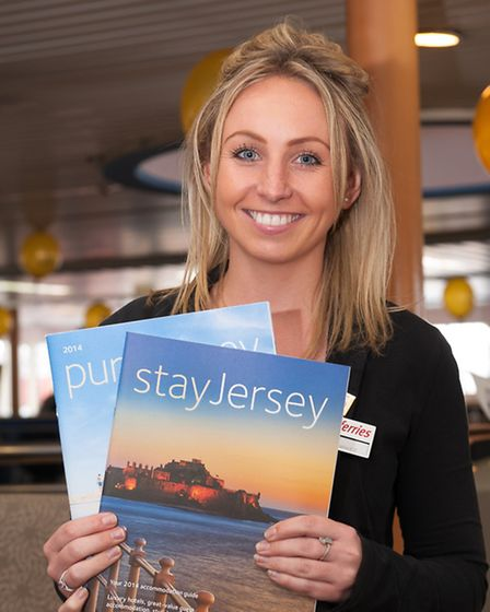 Amy OBrien (Channel Islands Marketing Executive)