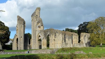 Glastonbury Abbey has a rich history waiting to be discovered