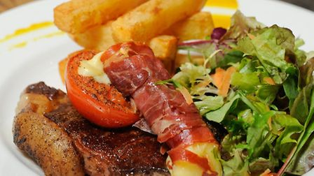 EDP Norfolk Magazine. June Mary Kemp feature - Steak for fathers day with the help of Wells butcher