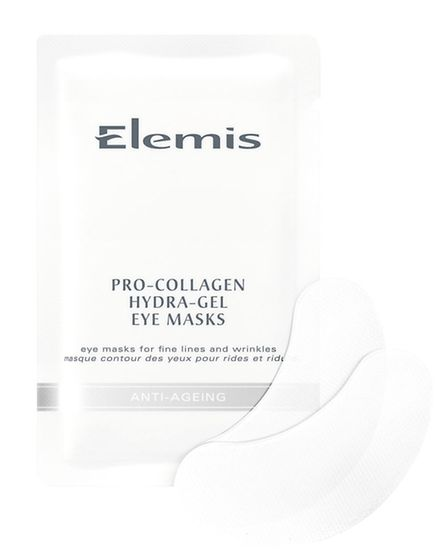 Elemis's Pro collagen Hydra Gel Masks are a bride's new best friend, especially if she's so excited she doesn't get enough...