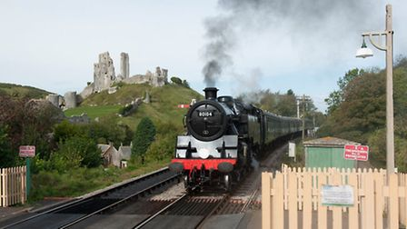 Corfe Castle has a rich history waiting to be discovered. Image: National Trust