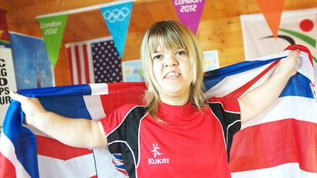 Zoe Newson - Paralympic Powerlifter