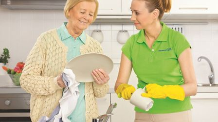 A live-in care service enables you to keep your independence