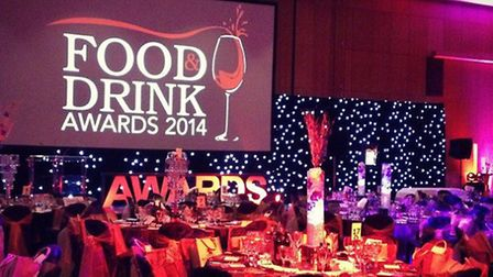 2014 Cheshire Life and Lancashire Life Food and Drink Awards - Deansgate Hilton, Manchester