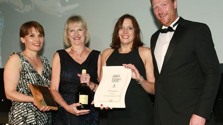 North Wales Dining Excellence Plas Bodegroes: Gunna Chown and Karen McConnell from Plas Bodegroes,