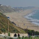 Soutbourne Beach - miles of golden sands to explore