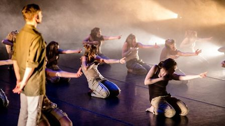 The War and Peace dance work at Tacchi Morris has also received funding