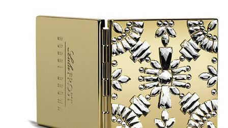 Keep an eye on your eyeliner with this Lulu Frost for Bobbi Brown Old Hollywood Compact. £85 at www