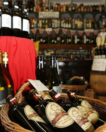 D Byrne and Co Wine Merchants