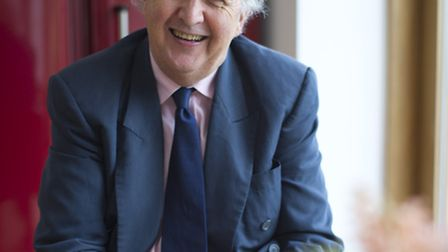 Alexander McCall Smith, Scottish writer. Picture by Alex Hewitt/Writer Pictures World Rights
