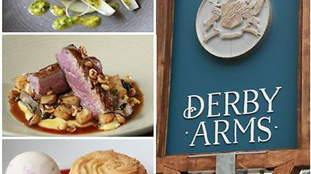 Derbyshire Arms Lunch