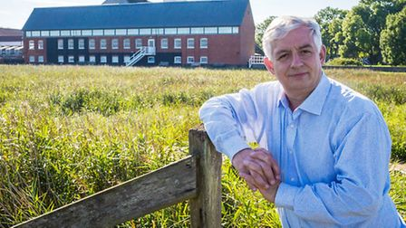 Roger Wright at Snape Maltings