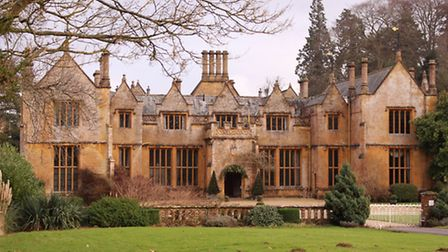 Dillington House is the former home of Prime Minister Lord North