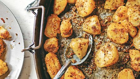 Cumin Roast Potatoes