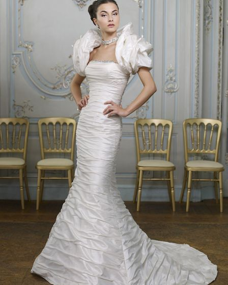 Adore the drama in the detail of the Muse design from the Paramount Collection, £2,030, by Ian Stua