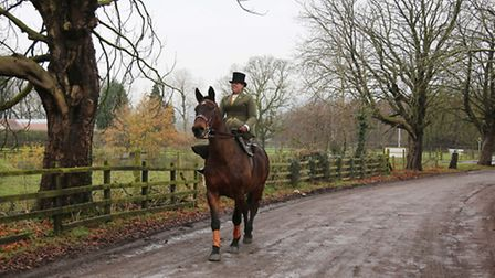 Sarah Parry at Longsight Stables with Carina Marie