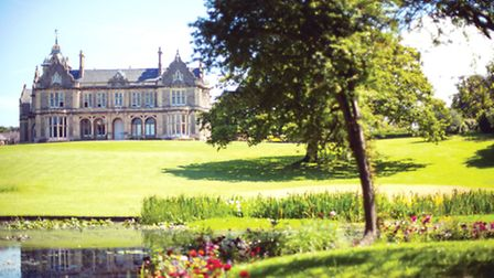 Clevedon Hall has had a £3million makeover