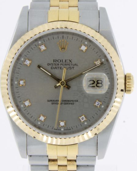 Rolex watch from Francis Wain