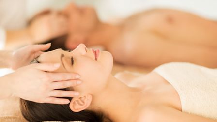 Why not enjoy a relaxing spa day ahead of your big day?