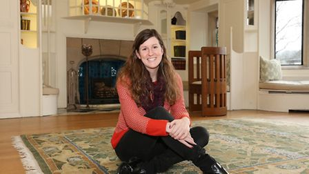 Beth Hughes, curator at Blackwell, The Arts & Crafts House