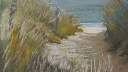 'View at Studland' Judy Tate