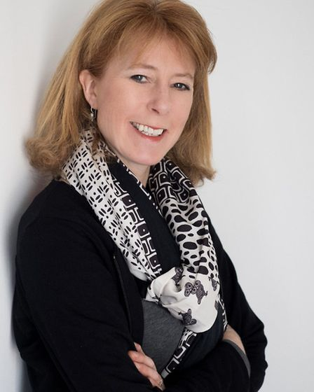 Penny Gunter is a consultant working from home in Wrington