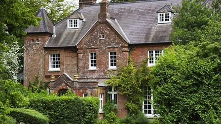Max Gate, former home of Thomas Hardy, was designed by the author in 1885 © National Trust Images /