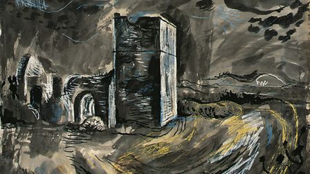'Knowlton Church' 1941