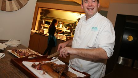 Executive Head Chef, Justin Woods