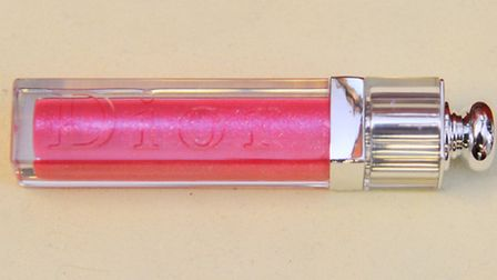 Christian Dior Addict lipstick. Picture by: Sonya Duncan