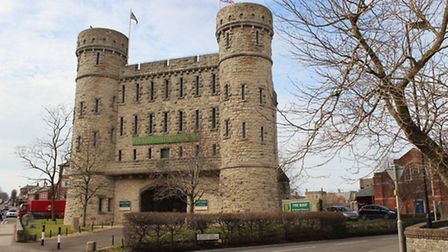 The Keep Military Museum, Dorchester - photo by Edward Griffiths