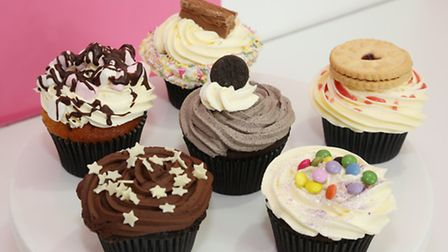 A selection at Holly's Cakes and Bakes