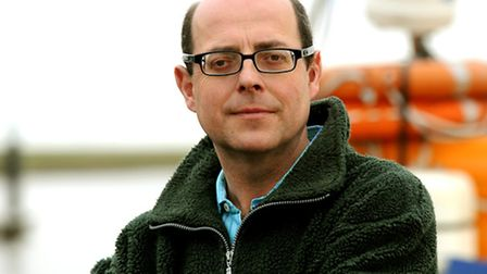 Political editor Nick Robinson will be appearing at Southwold Arts Festival