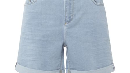 Boyfriend short, £35, White Stuff, from a selection at Shirley Allum, Shaftesbury, 01747 852444, and