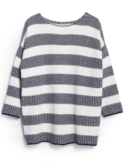 Brooke sweater, 69, Hobbs, Ringwood, 01425 473300, and Dorchester, 01305 268871