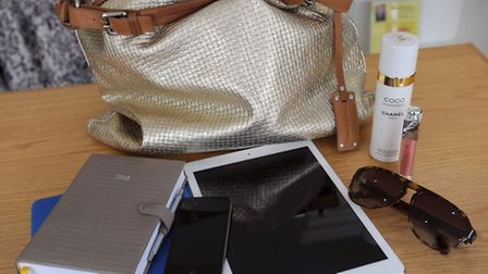 Martha Fraser, owner of Martha V in Newmarket - What's in My Bag feature.
