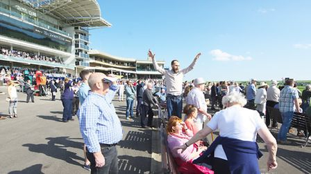 A day at the races _ Newmarket Racecouse_Suffolk