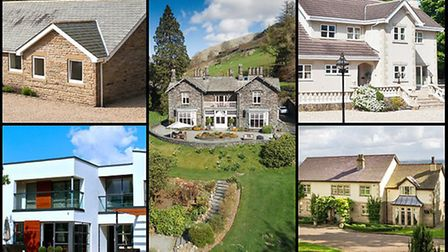5 million pound properties for sale in Lancashire and the Lake District