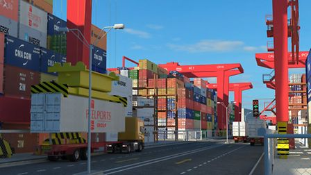 The new port facility will be a major building block in creating the Northern Powerhouse