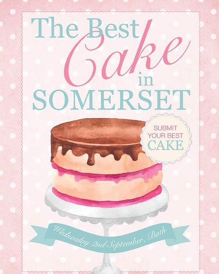 Who bakes the best cake in Somerset?