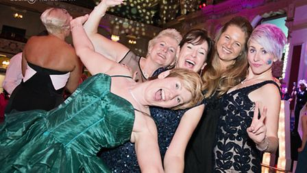 A fun-packed evening at the EVAs
