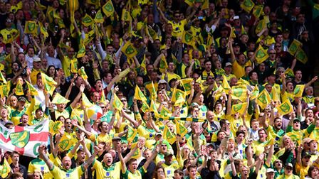 Norwich City fans can enjoy the food and drink as well as the football