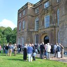 The AGM was held at Halswell House, Goathurst