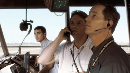 United 93 directed by Paul Greengrass using extras from RAF Lakenheath and RAF Mildenhall © Unive