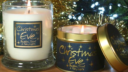 Party of the Lily-Flame Christmas range