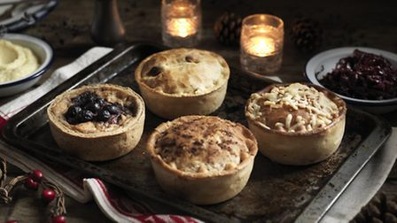The Pieminister Christmas pie range