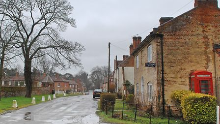 James Matthews pays a winter visit to the interesting village of Heydon